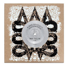 "Rider Shafique / Ishah Sound / Kahn - When Shall We Rise - 7"" Vinyl"