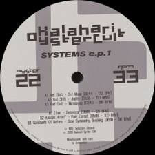"Various Artists - Systems Ep 1 - 12"" Vinyl"