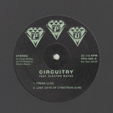 "Circuitry - Freak - 12"" Vinyl"