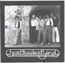 """Chris Rhodes Band - Wait Until Dark / Gotta New Lease On Love - 7"""" Vinyl"""