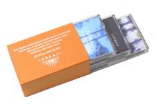 Laraaji - Be Still And Glow - 3x Cassette
