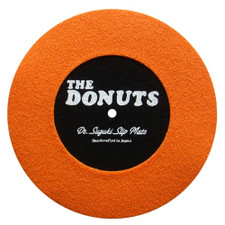 """Dr. Suzuki - The Donuts (SF Giants colorway) - 7"""" Slipmats (Pair)"""