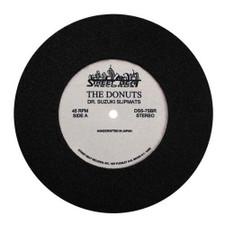 "Dr. Suzuki x Street Beat Records - Donuts - 7"" Slipmats (Pair)"
