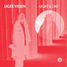 """Liger Vision - Night & Day - 7"""" Vinyl"""