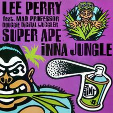 Lee Perry - Super Ape Inna Jungle - LP Vinyl