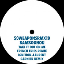 "Bambounou - Ignition / Take It Out On Me (Remixes) - 12"" Vinyl"