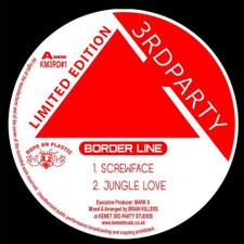 "Various Artists - Border Line - 12"" Vinyl"