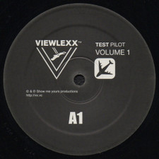 "I-f / Jungian Archetype - Test Pilot Vol. 1 - 12"" Vinyl"