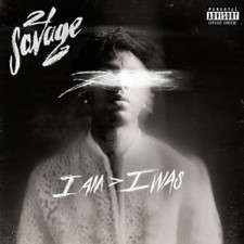 21 Savage - I Am > I Was - 2x LP Vinyl