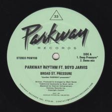 """Parkway Rhythm - Broad St. Pressure - 12"""" Vinyl"""