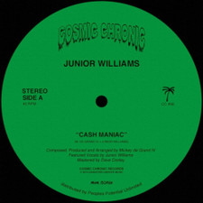 "Junior Williams - Cash Maniac / Pennywise - 12"" Vinyl"