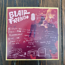 "Blair French - Genes / Space Conductor - 7"" Vinyl"