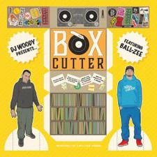 DJ Woody + Ball-Zee - Box Cutter - LP Vinyl