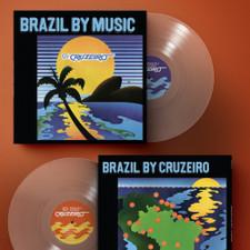 Marcos Valle & Azymuth - Fly Cruzeiro - LP Clear Vinyl
