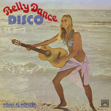 Ihsan Al Munzer - Belly Dance Disco - 2x LP Vinyl