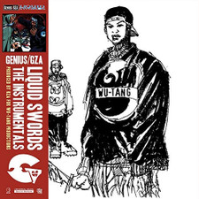 Genius / GZA - Liquid Swords - The Instrumentals - 2x LP Vinyl