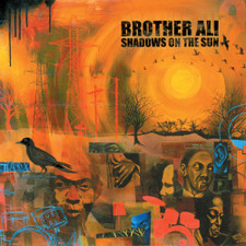 Brother Ali - Shadows On The Sun - 2x LP Colored Vinyl