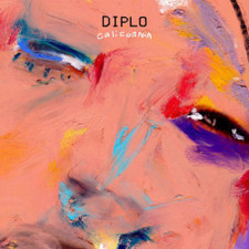 """Diplo - Calfornia - 12"""" Vinyl"""