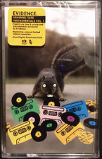 Evidence - Squirrel Tape Instrumentals Vol. 1 - Cassette