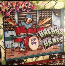 """Kenny """"Dope"""" Gonzalez - Breaks & Beats - LP Vinyl"""