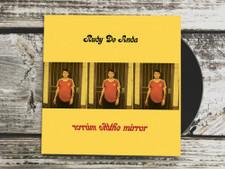 """Rudy De Anda - The Mirror - 7"""" Vinyl"""
