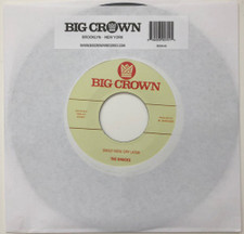 """The Shacks / Brainstory - Smile Now, Cry Later / Runaway - 7"""" Vinyl"""