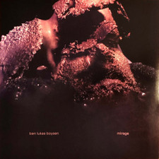 Ben Lukas Boysen - Mirage - LP Clear Vinyl