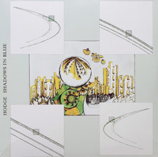 Hodge - Shadows In Blue - 2x LP Colored Vinyl