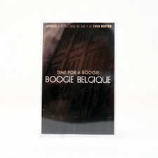 Boogie Belgique - Time For A Boogie - Cassette