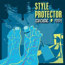 "DJ DSK x Matman x DJ Koncept x menAce - Style Protector - 7"" Vinyl"