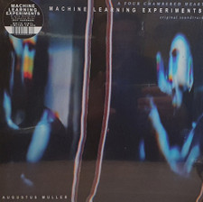 Augustus Muller - Machine Learning Experiments - LP Colored Vinyl