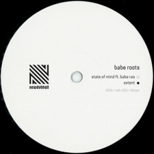 "Babe Roots - State Of Mind / Extent - 10"" Vinyl"