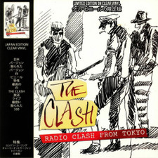 The Clash - Radio Clash From Tokyo (Live 1982) - LP Vinyl