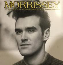 Morrissey - Live At The Civic Hall, Wolverhampton UK 12/23/88 - LP Vinyl