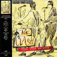 The Clash - Guns From Brixton (Live 1980) - LP Vinyl