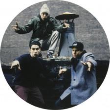 Beastie Boys - 90's Group Shot - Single Slipmat