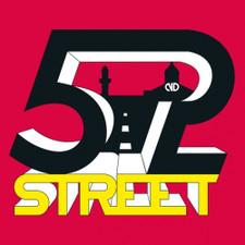 """52nd Street - Look Into My Eyes - 12"""" Vinyl"""