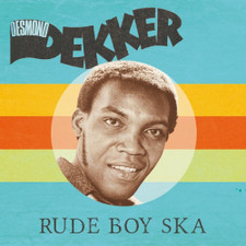 Desmond Dekker - Rude Boy Ska - LP Colored Vinyl