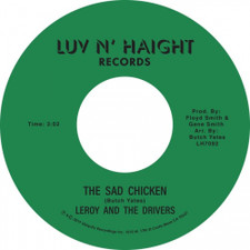 "Leroy & The Drivers - The Sad Chicken - 7"" Vinyl"
