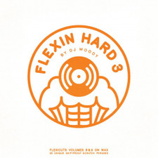 DJ Woody - Flexin Hard 3 - LP Colored Vinyl