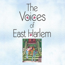 The Voices Of East Harlem - The Voices Of East Harlem - LP Vinyl