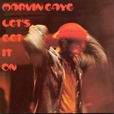 Marvin Gaye - Let's Get It On - LP Vinyl