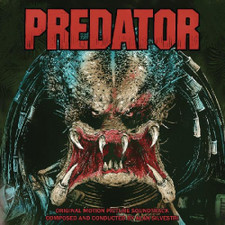 Alan Silvestri - Predator (Original Motion Picture Soundtrack) - 2x LP Colored Vinyl