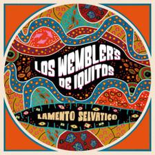 """Los Wembler's De Iquitos - Lamento Selvatico - 7"""" Vinyl"""