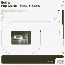 Baths - Pop Music / False B-Sides - LP Colored Vinyl