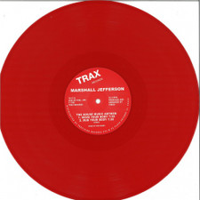 """Marshall Jefferson - Move Your Body - 12"""" Colored Vinyl"""