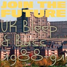 Various Artists - Join The Future (UK Bleep & Bass 1988-91) - 2x LP Vinyl