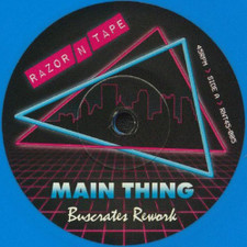 "Buscrates - Main Thing - 7"" Colored Vinyl"