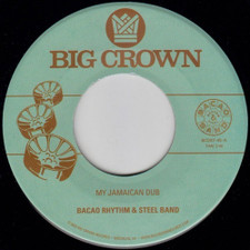 """Bacao Rhythm & Steel Band - My Jamaican Dub / The Healer - 7"""" Vinyl"""