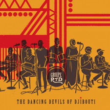 Groupe RTD - Dancing Devils Of Djibouti - 2x LP Vinyl